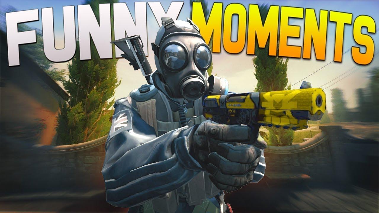 Gaming Funny Moments + CS:GO highlights