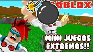 Extreme MiniGames in Roblox