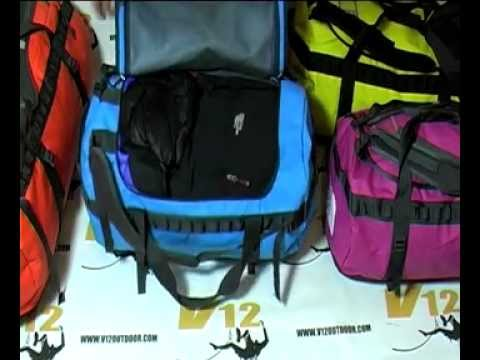 5925ae4ec392c The North Face Base Camp Duffel Review   Test - YouTube