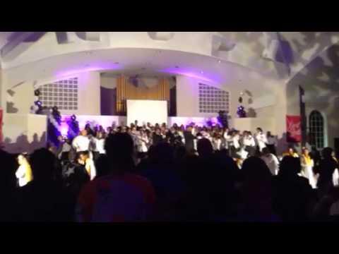 Springfield Massachusetts Mass Choir at the 17th Annual Bri