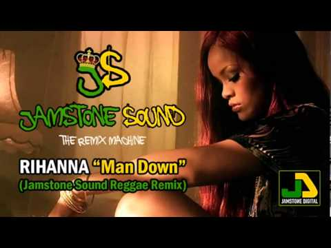Download Rihanna - Man Down (Jamstone Remix)