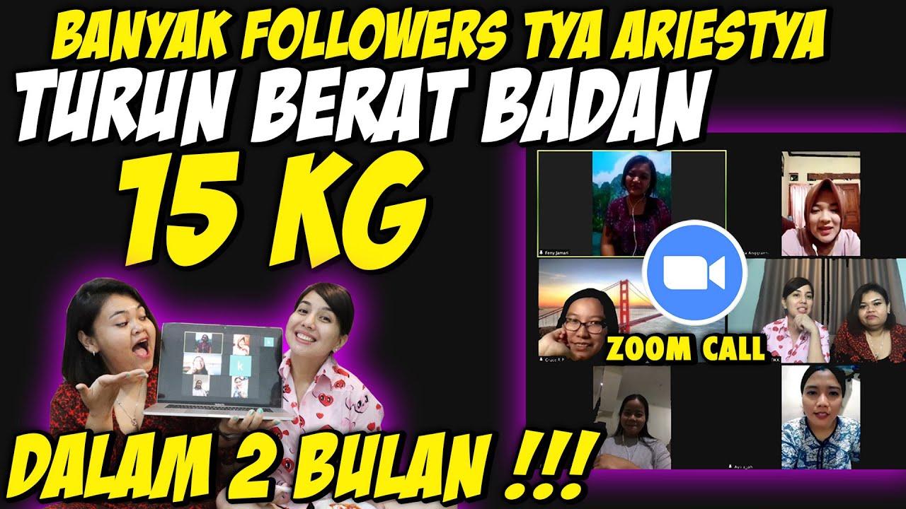 Download BANYAK FOLLOWERS IKUTIN DIET TYA ARIESTYA,TURUN 15 KG DALAM 2 BULAN !