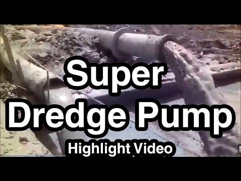 Dredge Pumps for Extreme Slurry - EDDY Pump OEM