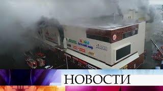 «Пусть говорят» с Дмитрием Борисовым: трагедия в Кемерове.