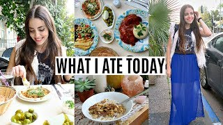 DAY IN THE LIFE VLOG // WHAT I ATE VEGAN + 5 LOVE LANGUAGES QUIZ!