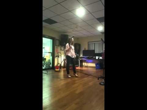 Karaoke Contest Winner
