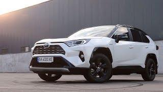 Toyota Rav 4 Hybrid 2019