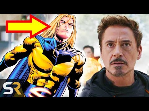 Marvel Theory: Is Sentry The Surprise Character In Avengers 4?