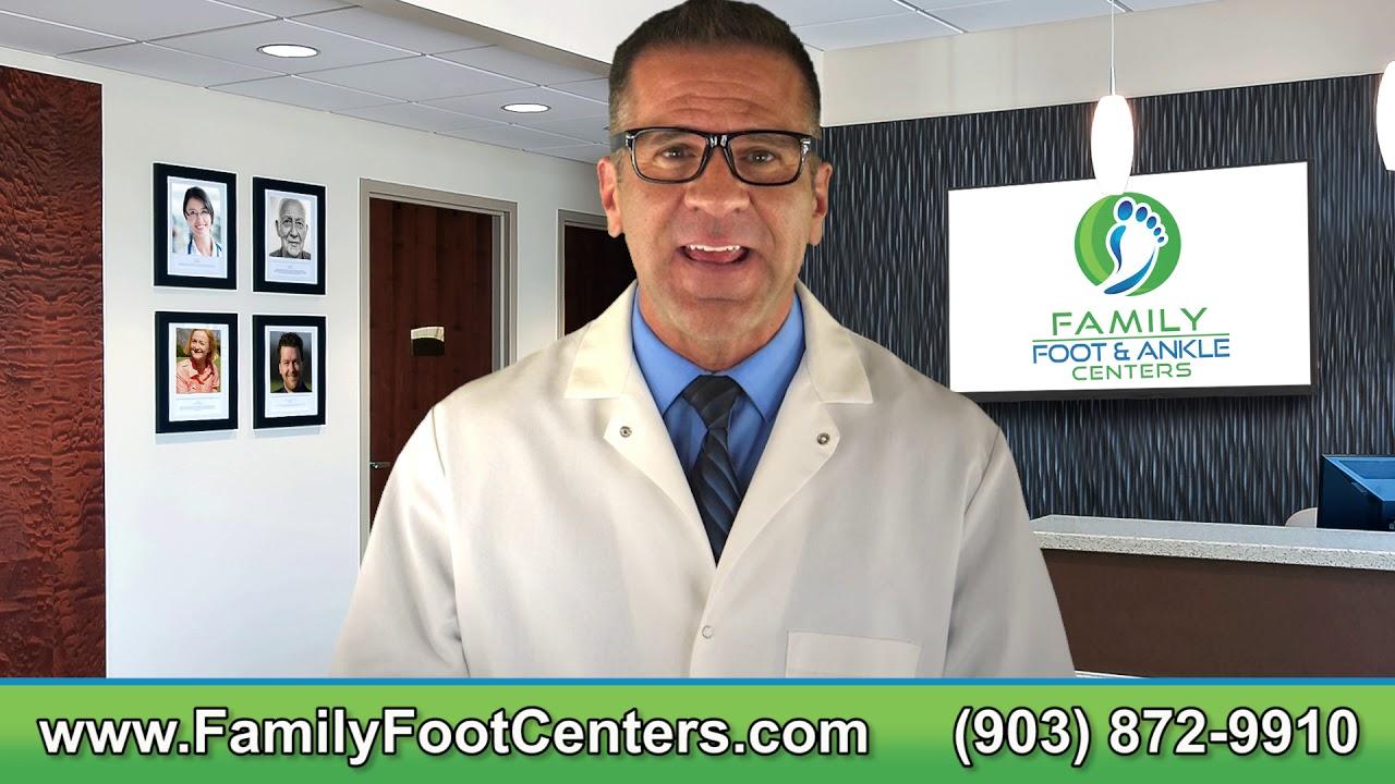 Award winning Podiatrist | Foot Doctor | Family Foot & Ankle