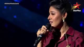 Lae dooba live performance by Sunidhi Chauhan