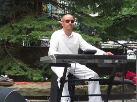 Latin Breeeze- Santana Review Band Ottawa . World Exchance Plaza.