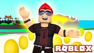 🔥 FINALLY, GOLDEN EGGS AND REBIRTH! | Roblox