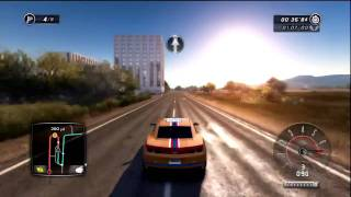 Test Drive Unlimited 2 - Racing School: A7-A6 License