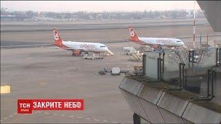 Скасовані рейси Київ Берлін  у німецькій столиці працівники 2 аеропортів оголосили страйк
