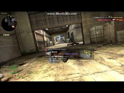 CS:GO - Match with Binnie