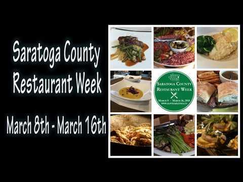 Saratoga County Restaurant Week: Holiday Inn Saratoga