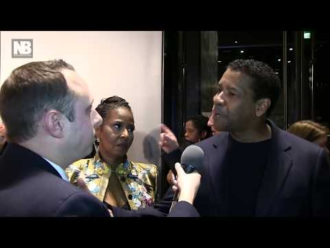 Denzel Washington on the presidential election and race relations in America