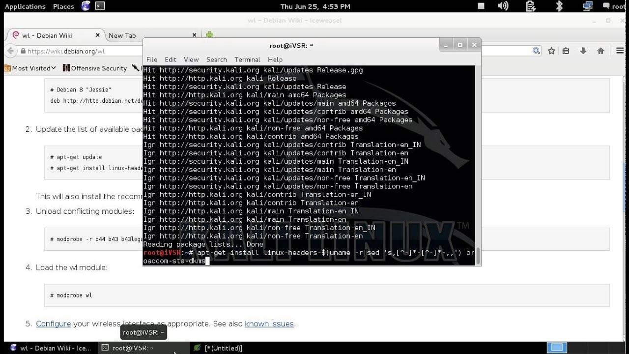Linux Wna Driver