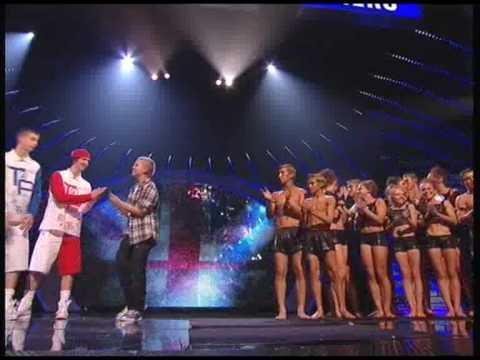 Britains Got Talent Live Final 2010 The Results Show