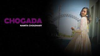 Chogada Tara | Cover | Namita Choudhary | Loveyatri | Darshan Raval Asees Kaur |