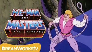 Adam Uses His Brain to Save The Day | HE-MAN AND THE MASTERS OF THE UNIVERSE