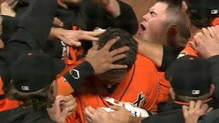 51217 posey ends marathon game with walk off homer