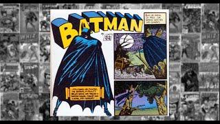 Batman: Detective Comics #32,