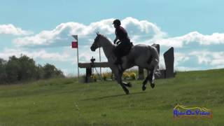 223XC Taylor Hansen on InForAPoundDunvegan Training 3-Day Cross Country Rebecca Farm July 2017