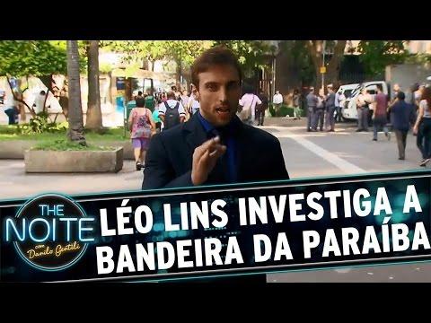 The Noite (25/04/16) - Léo Lins investiga a bandeira da Paraíba