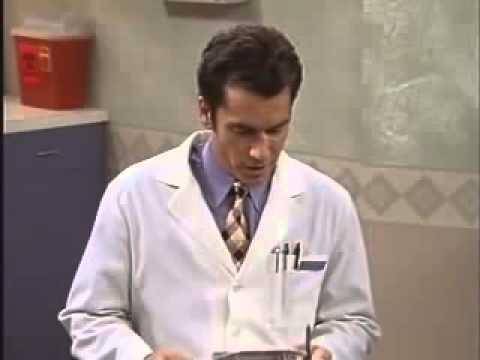 Jeffrey Meek guest stars on Alright Already