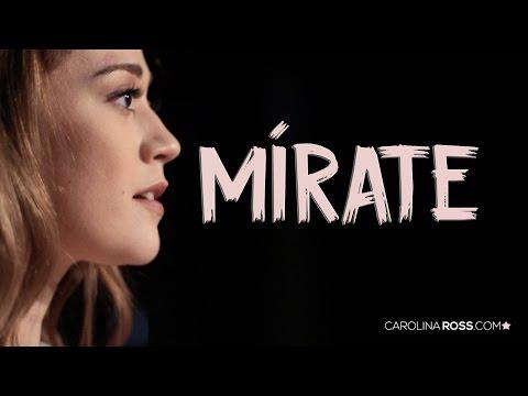 Mírate - Aldrey (Carolina Ross cover)