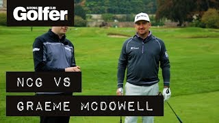 Cleveland CBX vs. RTX-3 wedges test with Graeme McDowell