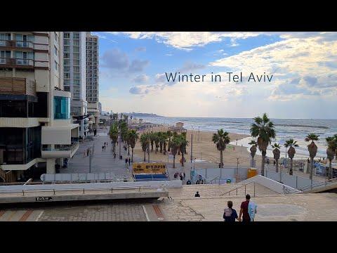 Tel Aviv, Warm Winter