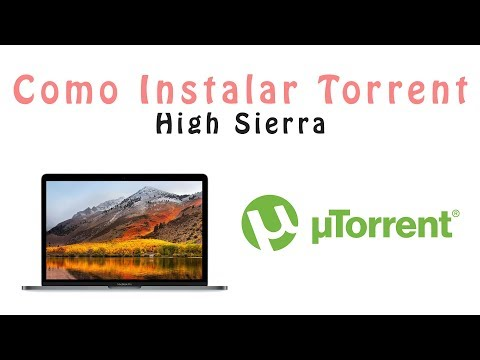 mac os high sierra torrent
