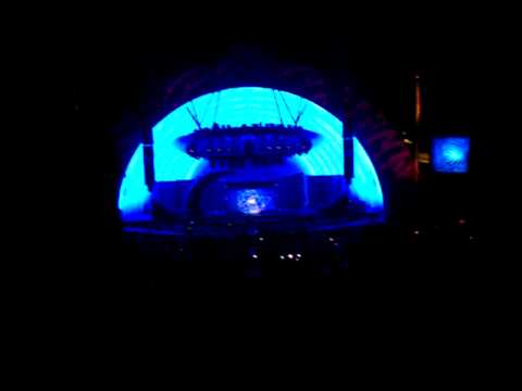Flying Lotus @ Hollywood Bowl (opening act for Animal Collective)