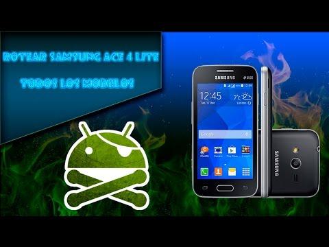 Rootear Samsung Galaxy Ace4 Facil y Rapido(Todos los Modelos)