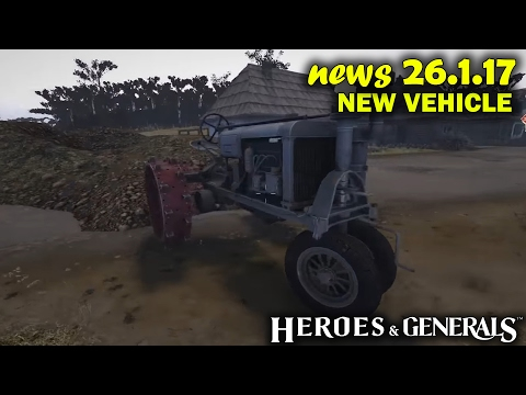 New Vehicle: TRACTOR