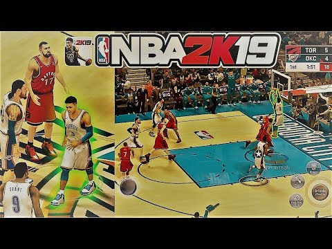 NBA 2K19 Mobile Review – ENJOY THE JOURNEY