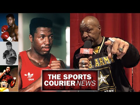 Boxing Legend Ray Mercer On Deontay Wilder, Heavyweight Division