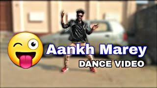 SIMMBA - Aankh Marey Dance Video  - Choreography  Ranveer Singh, Sara Ali Khan
