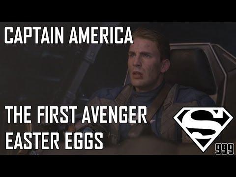 Captain America: The First Avenger Hidden Easter Eggs & Secrets (REUP)