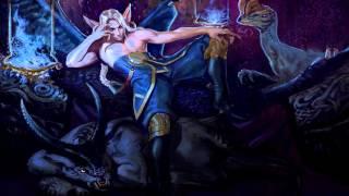 VainGlory Lore - Adagio - La Parata Oscura #00