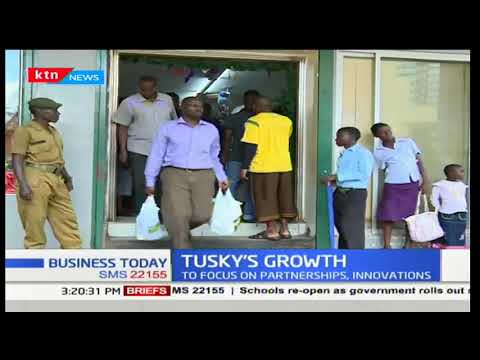 Tusker Mattresses releases strategy for plans to grow in the next three years