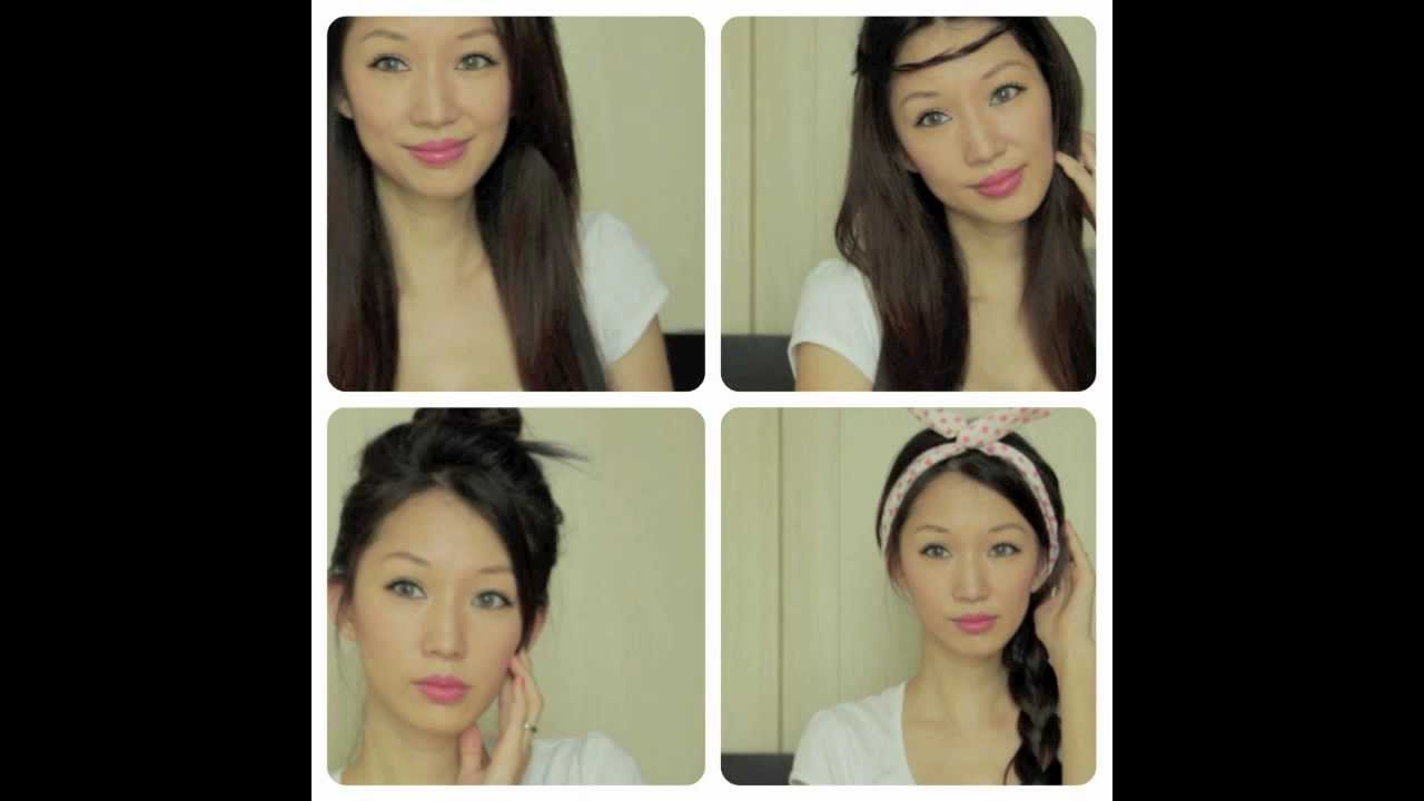 Cotton Candy Hair Extension Review Youtube