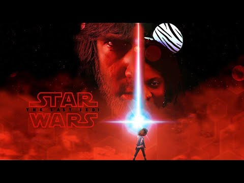"""Star Wars: The Last Jedi"" Movie Night Adventure! ⭐⭐⭐⭐⭐ 🎥"