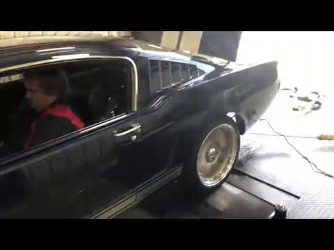 1965 Mustang Fastback with a 3v V10  Motor!