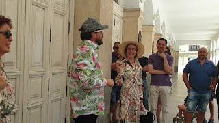 Una ruta descubre un Valladolid de cine