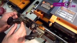 видео Изготовление автомобильных ключей, изготовление автоключей, изготовить чип ключ