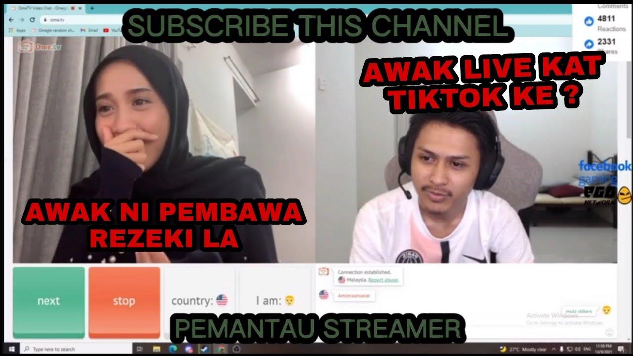 Download HAKIM GAMING BERTEMU AKAK LIVE KAT TIKTOK #OMETV #FACEBOOKGAMING