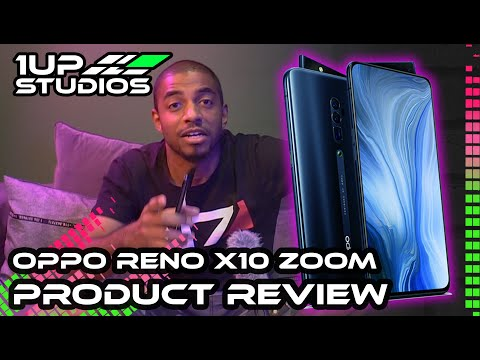 Product Review | Oppo Reno X10 Zoom | 1UP Studios